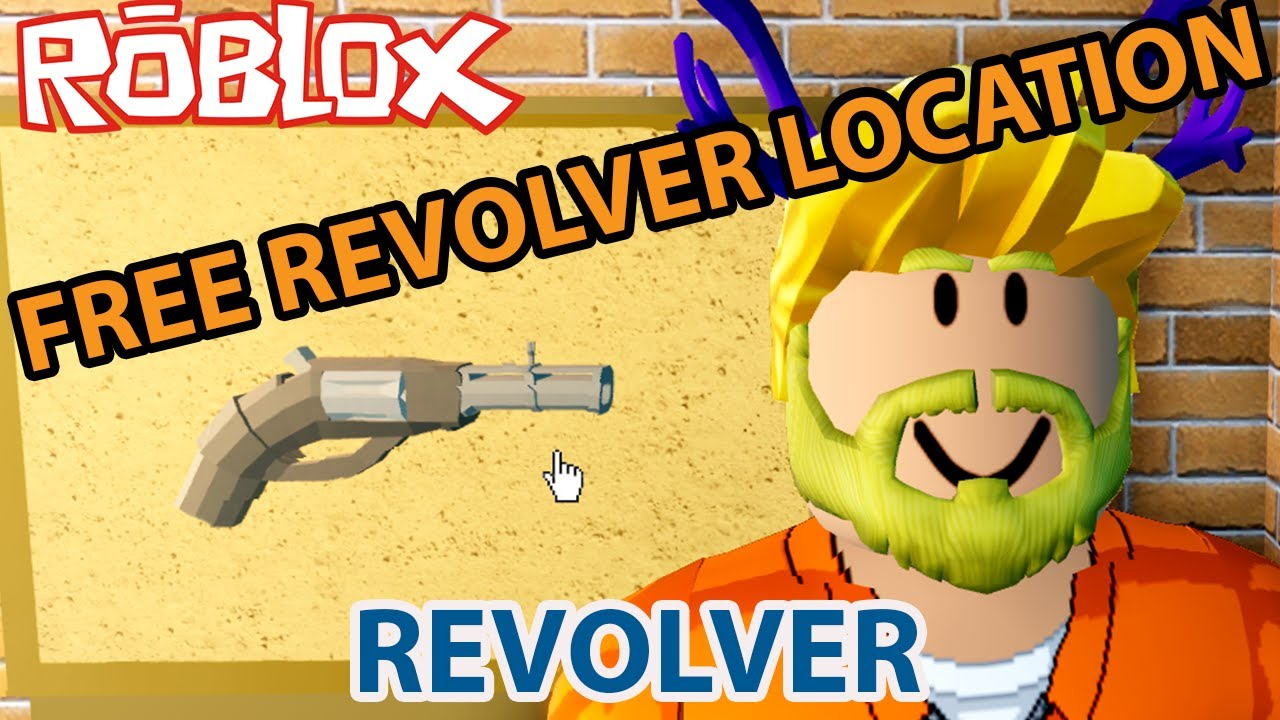 Roblox Jailbreak How To Get Revolver Location Codes Sniper Money