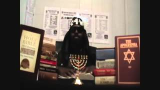 ISUPK EXPLAINS THE TRUTH ABOUT BAPTISM & BEING BORN AGAIN - HEBREW ISRAELITES