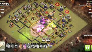 Clash of MU ! Тай массДроп (Clash of Clans