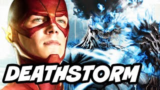 The Flash Season 2 Deathstorm Killer Frost Explained