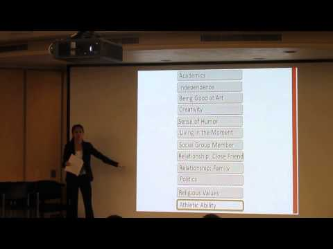 Honors Thesis Presentation - Stanford University, Department of Psychology