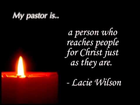 Pastor Appreciation Video