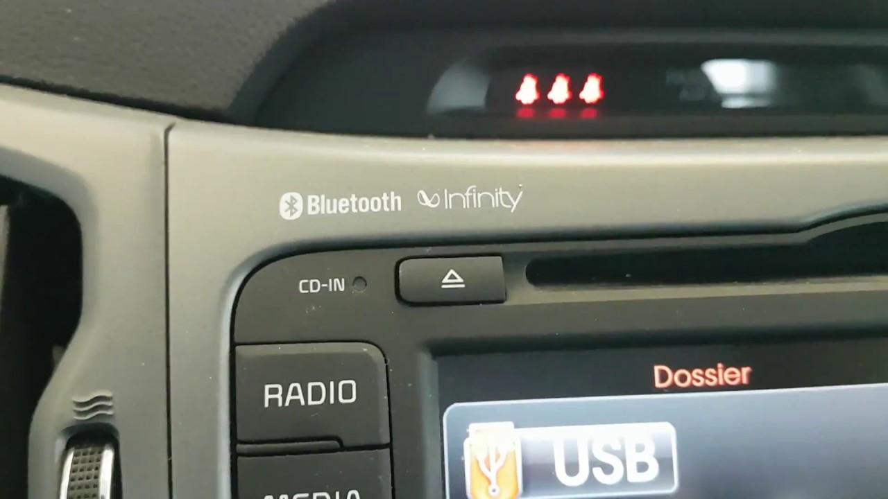 Kia Sportage 2017 World Edition Infinity Sound System