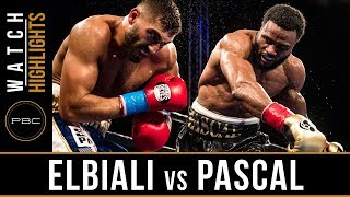 Elbiali vs Pascal HIGHLIGHTS: December 8, 2017