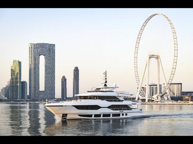 Gulf Craft Majesty 120 in Dubai