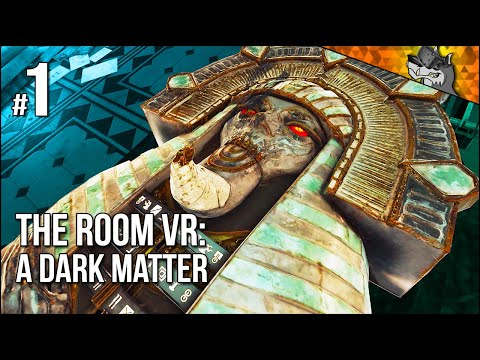 The Room VR: A Dark Matter | Part 1 | Unleashing A Curse!