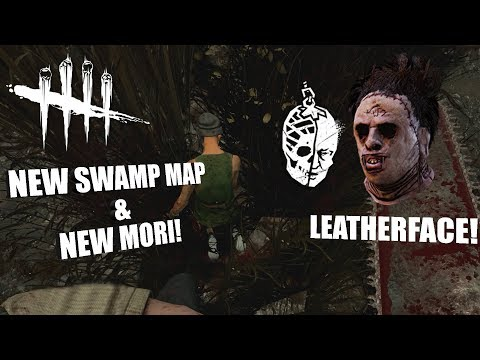 NEW SWAMP MAP AND MORI! | Dead By Daylight LEATHERFACE |