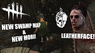 NEW SWAMP MAP AND MORI! | Dead By Daylight LEATHERFACE