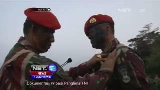 Download Video Panglima TNI Gatot Nurmantyo Menepati Perintah Ibunya Menjadi Kopassus - NET12 MP3 3GP MP4