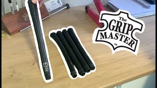 The Grip Master Golf Grips