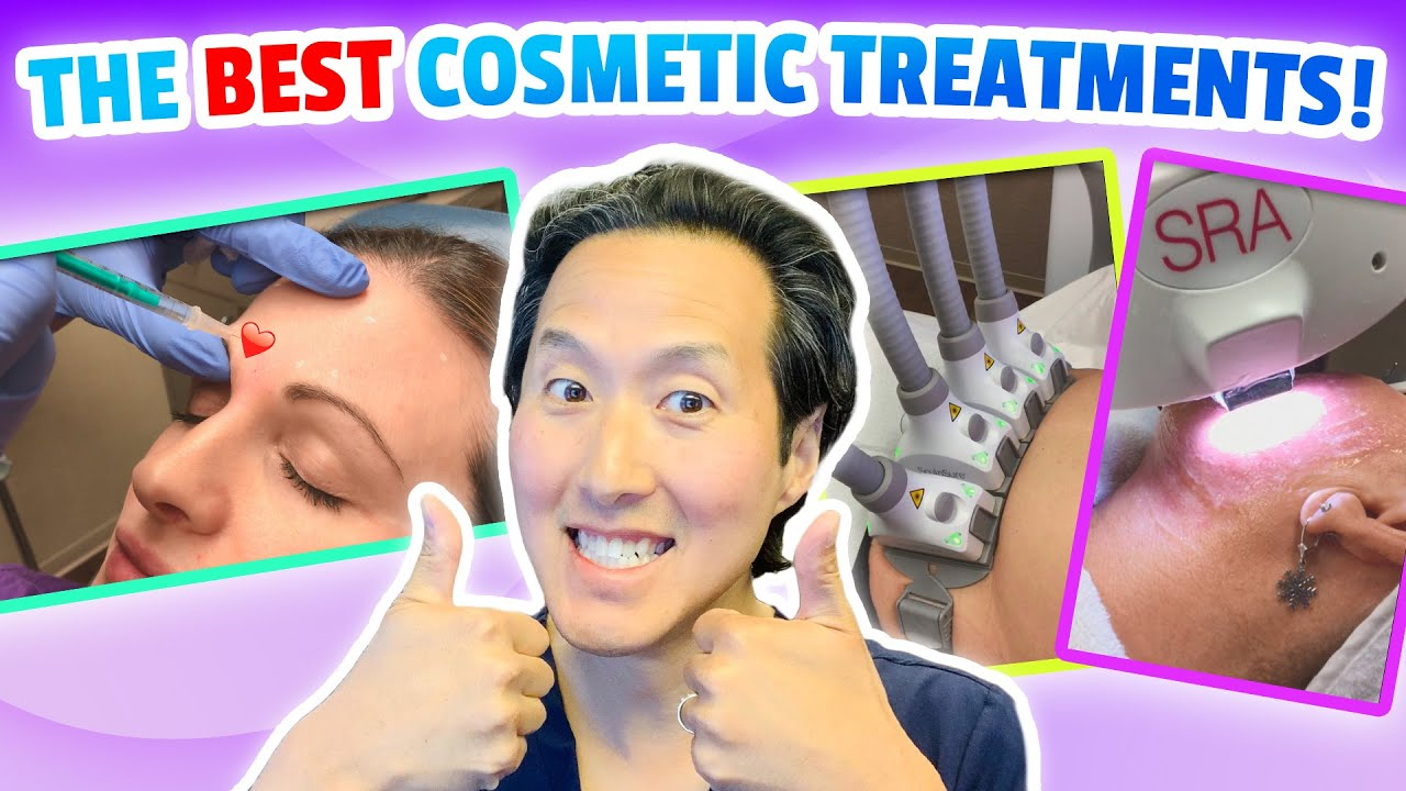 Cutting Edge without the Cutting: Top 5 Cosmetic Treatments from a Holistic Plastic Surgeon!