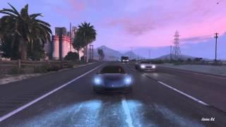 GTA5 Chevy Corvette C7 Test Drive