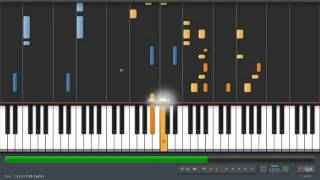 Skrillex   Scary Monsters And Nice Sprites   Ferro Version piano tutorial
