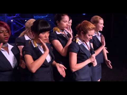 Pitch Perfect The Sign/ Eternal Flame/ Turn the Beat Around