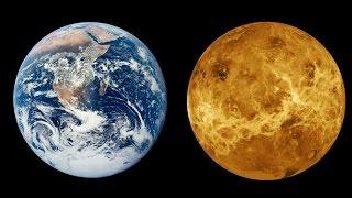 Вопрос науки. Земля и Венера: убийственный контраст