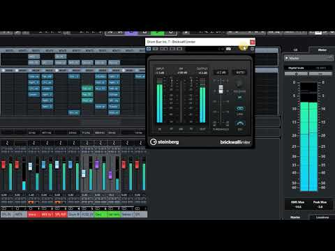 How to Add Stutter & Glitch Effects to a Boring Cubase Drum Loop with iZotope Nectar