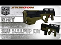 Airsoft Review FR - SRU GHK G5 Bullpup Kit