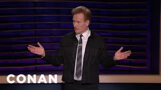 Conan: The Only Thing Trump Has Kept From 2012 Is Melania - CONAN on TBS