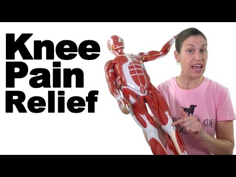 10 Best Knee Stretches for Knee Pain Relief – Ask Doctor Jo