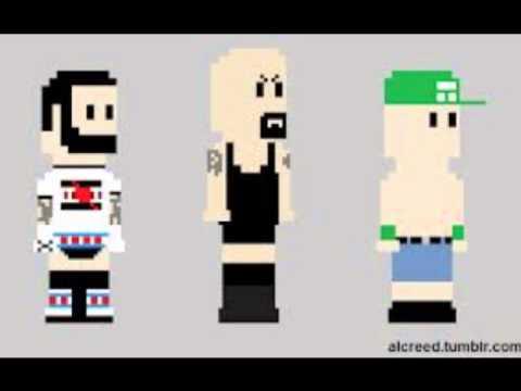 WWE 8 Bit Themes Dolph Ziggler Perfection Theme