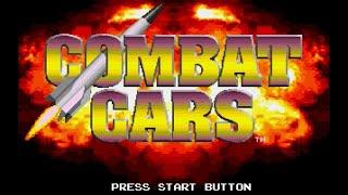 Mega Drive Longplay 332 Combat Cars