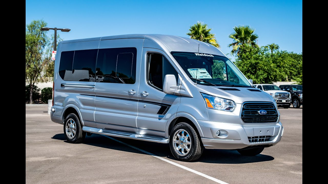 2016 Ford Transit >> 2015 Ford Transit Waldoch Galaxy Van Walkaround - YouTube