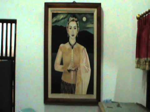 lukisan pusaka dewi nawang wulan