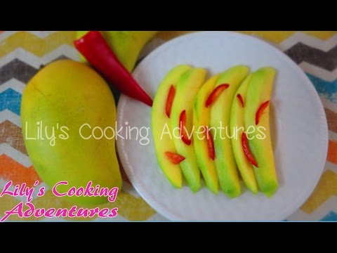 Sweet and Sour Mango | Xoai Ngam Chua Ngot