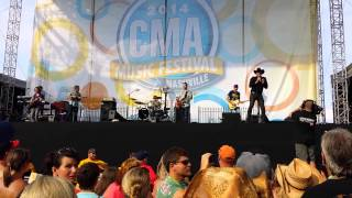 Clay Walker - Then What live at the 2014 CMA Festival, Nashville TN thumbnail