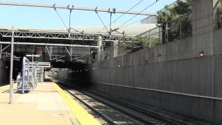 [HD] Amtrak ACS-64 Test Train and Regional at Ruggles Station