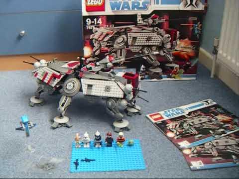 Lego Atte Inside