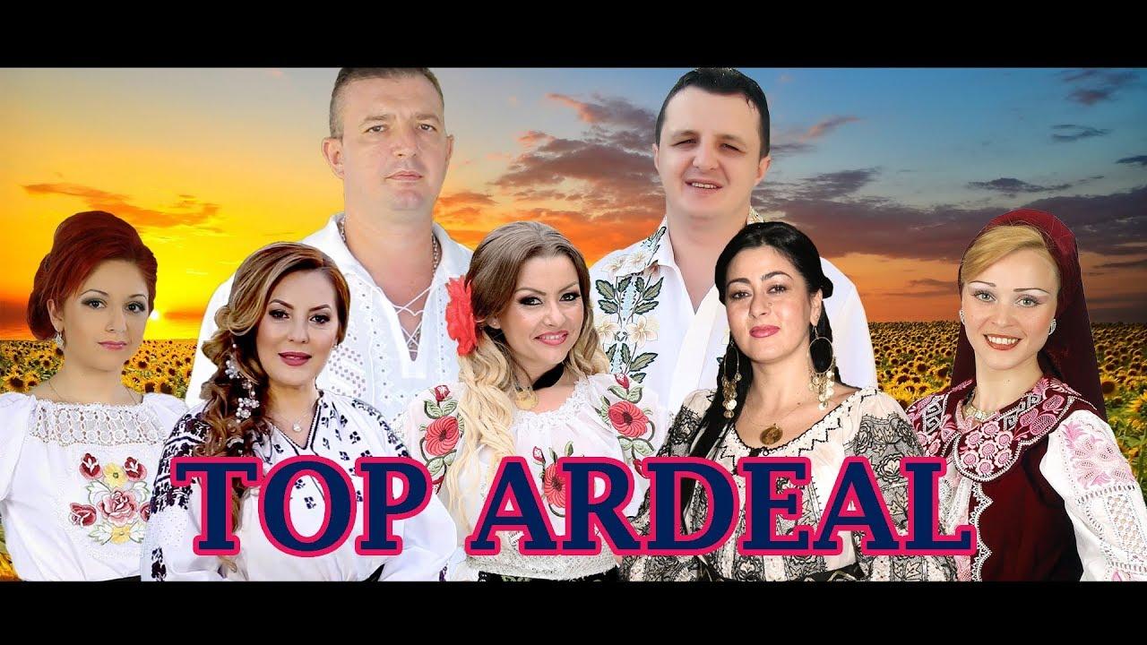 TOP ARDEAL - Colaj muzica populara de joc si voie buna