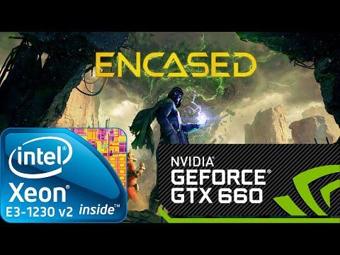 Encased: A Sci-Fi Post-Apocalyptic RPG - 1080p - Xeon E3-1230 v2 - GTX 660 - 16GB RAM |