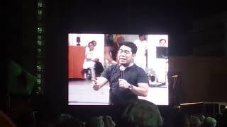 Michael Angelo lobrin El shaddai easter vigil Overnight 2018