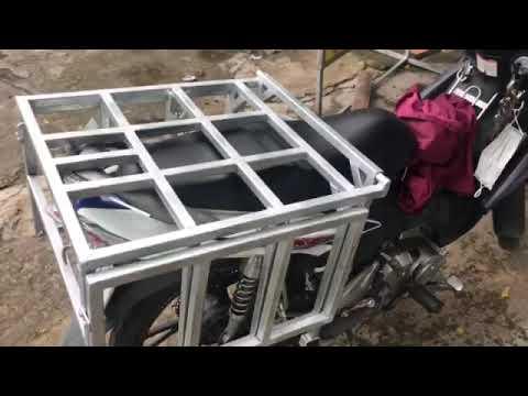 Baga/ Giá Chở Hàng Xe Máy Suzuki AXELO - 0986634759