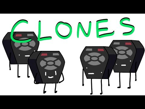 Remote Finds a Cloning Device