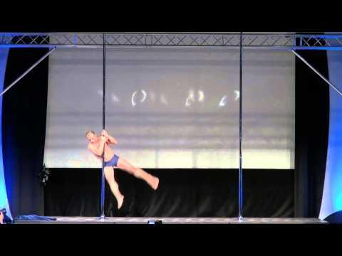 Swedish Poledance Championship - Suleyman Bektas - 20121111