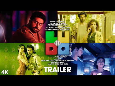 Ludo Official Trailer | Abhishek A Bachchan, Aditya Roy Kapur, Rajkummar Rao, Pankaj Tripathi