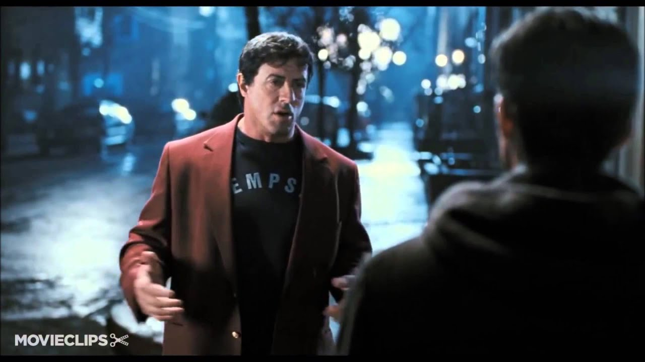rocky balboa inspirational speech Rocky balboa, played by sylvester stallone, is a famed character who is best  known for his courage, hard.