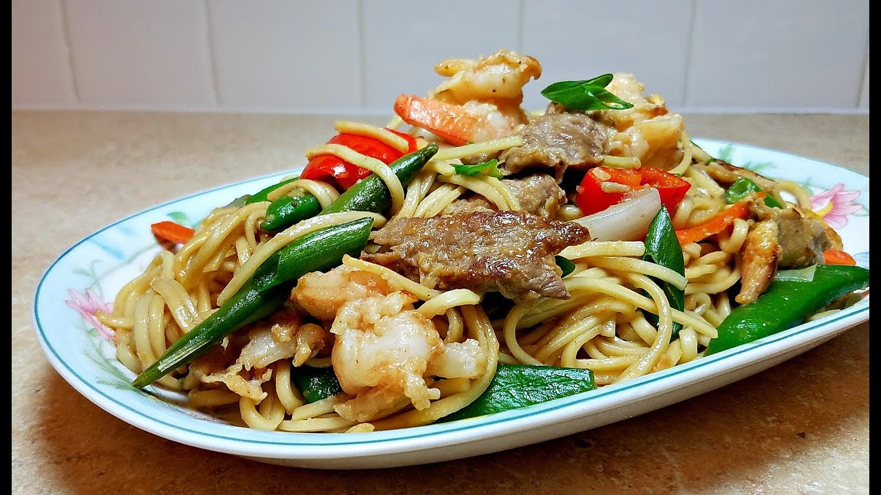 House Special Lo Mein Recipe Easy Lo Mein Sauce Youtube