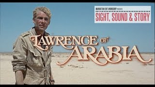 """Legendary Editor Anne V. Coates, ACE On the Mirage Sequence in """"Lawrence of Arabia"""""""