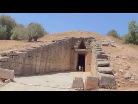 Grób Agamemnona Youtube