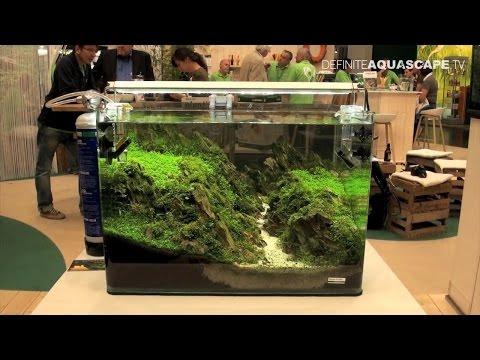 Aquarium ideas from InterZoo 2014 (pt.33) - Dennerle