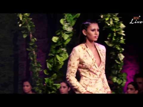 GRAND FINALE BY ABHISHEK DUTTA @Wear.Style Bangalore Fashion Week 16th Edition