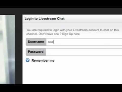 Chat Room Instructions