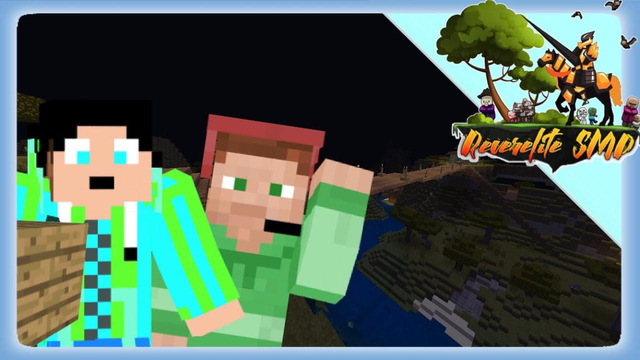 Download Minecraft: Reverelite SMP Season 2  Episode 3(Creating the Bridge)