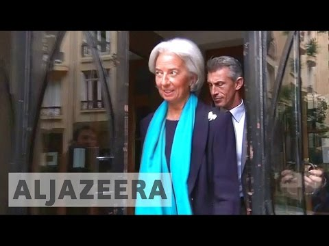 IMF chief faces negligence charges