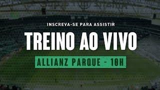 TREINO ABERTO NO ALLIANZ PARQUE