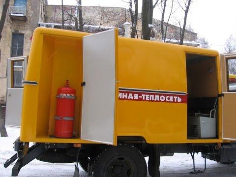 автомастерская на базе газ 33081 егерь Красногорск