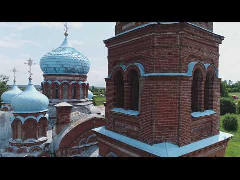Храм во имя Казанской иконы Божией матери в селе Смолдеярово Лаишевского района